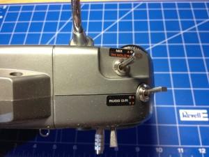 Přepínače MIX, Směrovka